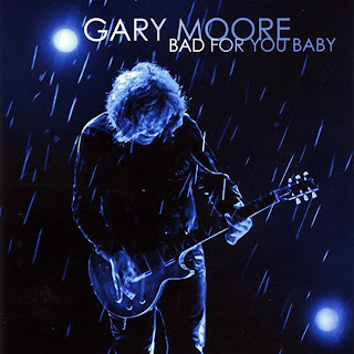 Gary Moore Bad For You Baby cd covers arte de tapa caratulas portada discos