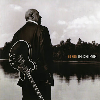 B.B. King caratulas del nuevo disco One Kind Favor, portada, arte de tapa, cd covers