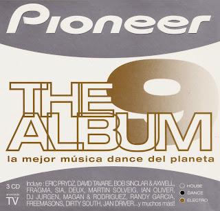 Pioneer The Album Vol. 9 caratulas del nuevo disco, portada, arte de tapa, cd covers, videoclips, letras de canciones, fotos, biografia, discografia, comentarios, enlaces, melodías para movil