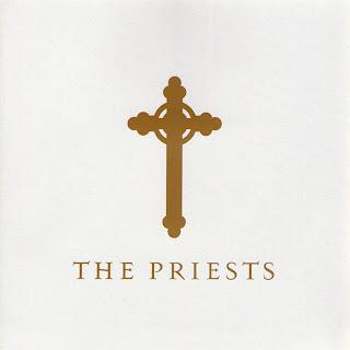 The Priests Caratulas nuevo discos Los Curas Sacerdotes portada album