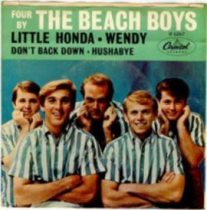 foto Beach Boys y biografia en caratuleo.com