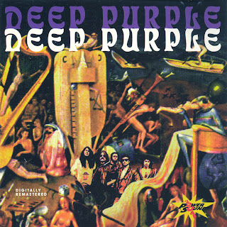 caratulas Deep Purple 1969 Remaster, portada,