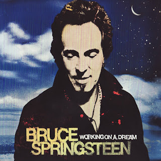 Bruce Springsteen Working On A Dream caratula del nuevo disco, portada, arte de tapa, cd sleeve, covers, videoclips, letras de canciones, fotos, biografia, discografia, comentarios, enlaces, melodías para movil