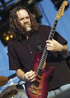 Brad Delp, cantante de Boston, imagen de 2004 (Foto: AP)