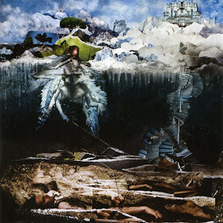 John Frusciante The Empyrean caratula, portada, tapa, pochette, front cover