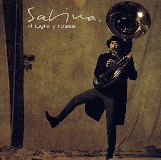 Joaquín Sabina - Vinagre Y Rosas caratulas nuevo disco 2009