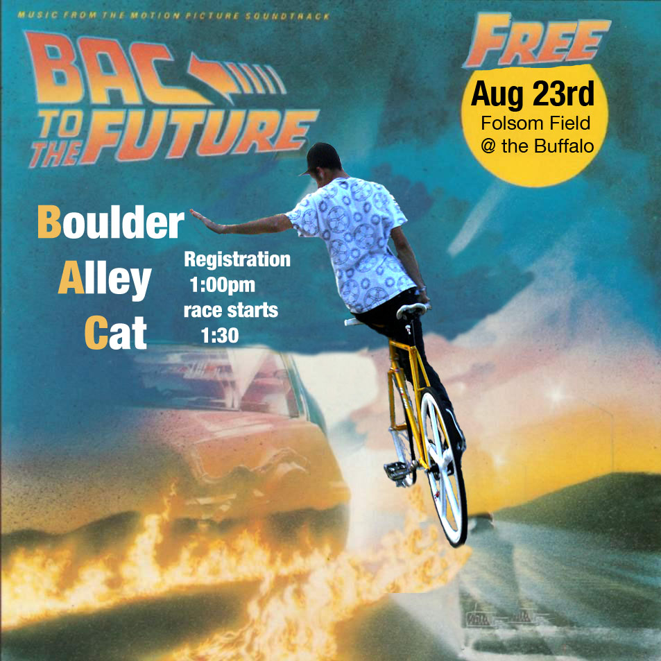 BAC II Flyer