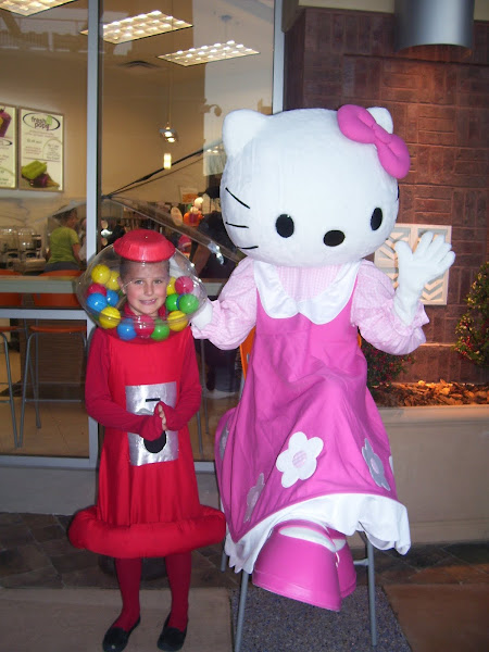 The Halloween Costume Contest