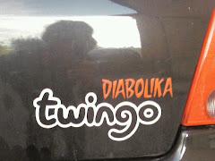La Diabloika Twingo del Della Santa