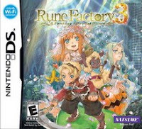 Rune Factory 3: A Fantasy Harvest Moon (U) | DS Roms