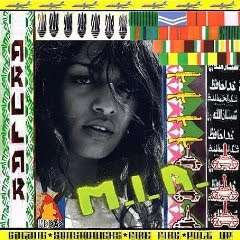 M.I.A - Arular (album cover)