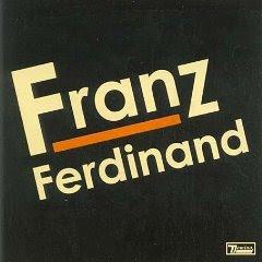 Franz Ferdinand - Franz Ferdinand (album cover)
