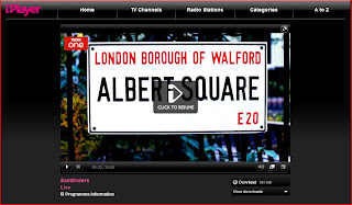 Eastenders Live Episode