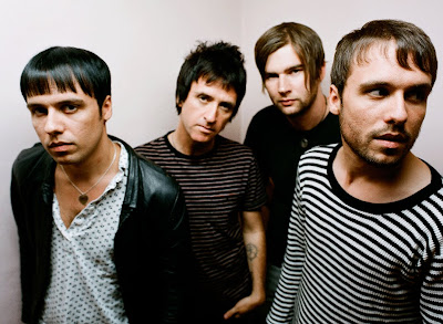 The Cribs (new lineup, with Johnny Marr)