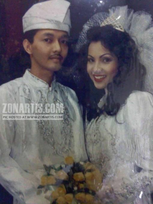 Gambar Rozita Che Wan Kahwin