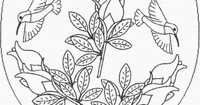 Easter Coloring Pages Easter Flower