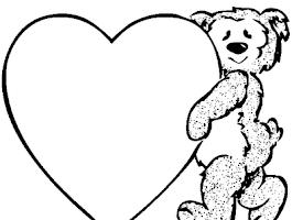Free Printable Valentine Coloring Pages Jesus