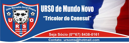 Site Oficial do URSO