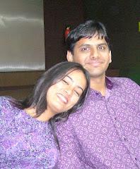 Divya & Piyush