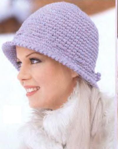 Интересные модели шапочек и