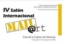 IV SALÓN INTERNACIONAL MAIL @RT