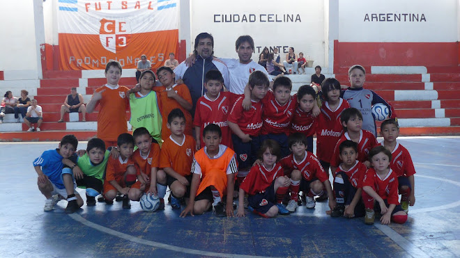 C.E.F3 /INDEPENDIENTE CATEGORIA 2001/02/03