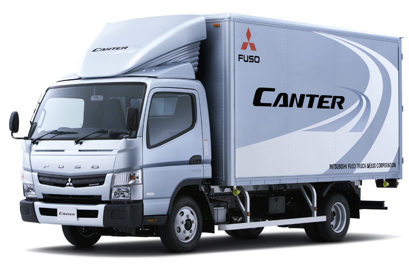 2010 mitsubishi canter specifications
