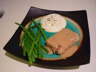 Country Fried Tempeh Steak and Gravy