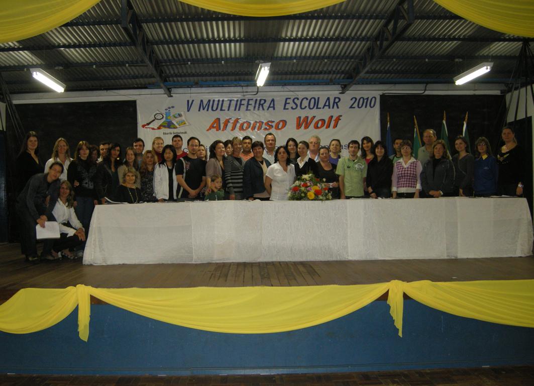 Mestres da Affonso Wolf
