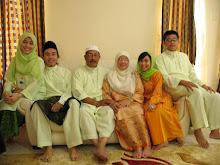 Keluarga yang tercinta
