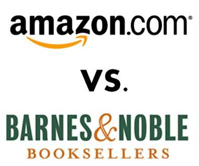 amazon com vs barnes and noble case study