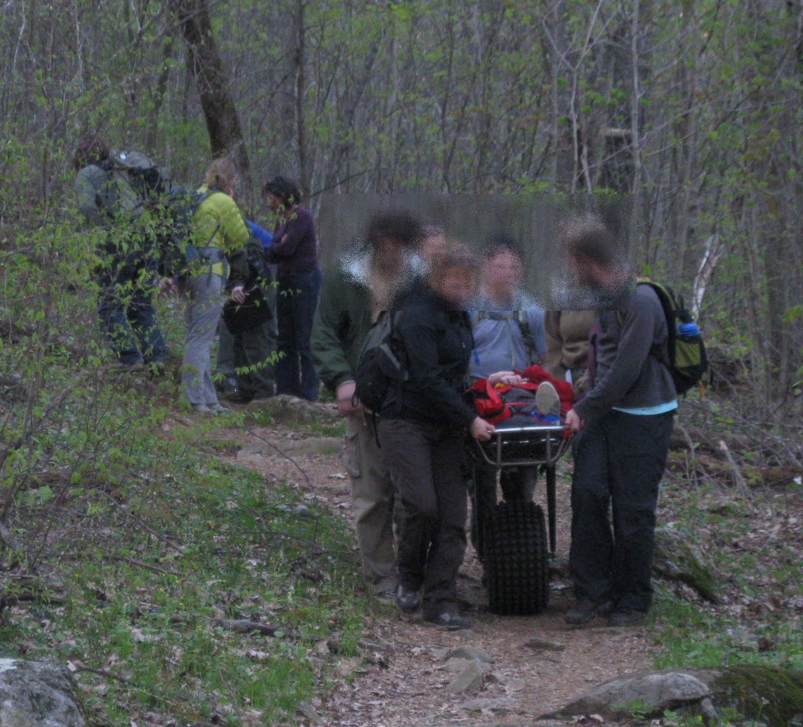 Hiking Old Rag Tips: Old Rag Mountain Hikes/Patrols By RSL: ORMS TRAINING