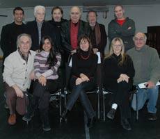 Equipo de Teatro Abierto x2