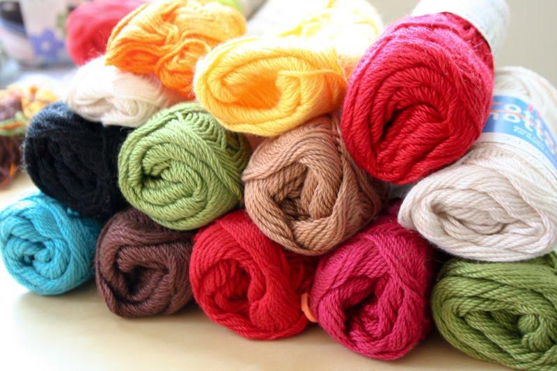 Random Japan Yarn And Crochet Badskirt