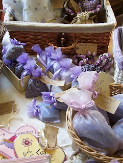 Lavender Display