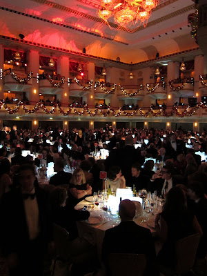 Last Night It Was The Interior Design Hall Of Fame In Grand Ballroom Waldorf Astoria Hotel New York