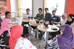 gathering bersama ben ashaari