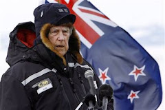 In memory of Sir Edmund Hillary~