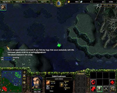 Hack Map 1.24e Screenshot