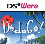 DodoGo, game, dsi, nintendo, box, art