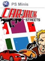 Car Jack Streets, sony, psp