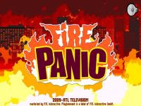 Fire Panic, iphone, video, game