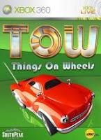 Things On Wheels , box, art, screen, image