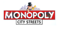 Monopoly City Streets, game, xbox, image, logo