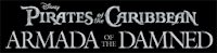 Pirates of the Caribbean, Armada of the Damned, logo, image