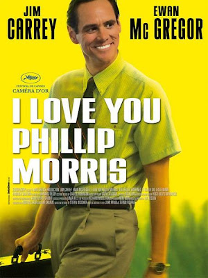 I Love You Phillip Morris, movie, poster