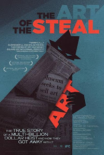 Movie, The Art of the Steal, cover, release