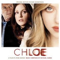 Chloe, Movie, Soundtracks,Soundtrack, cd, cover