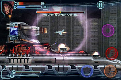The Red Star, iPhone, Game, screenshots, screen, images