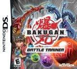 Bakugan Battle Trainer, cover, box, art
